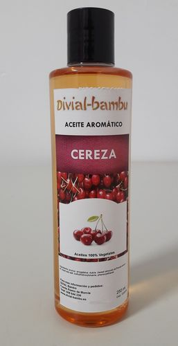 Aceite de Cereza 250ml