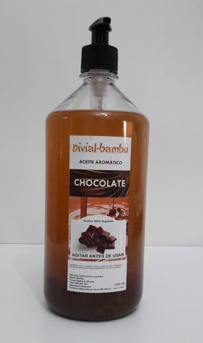 Aceite de Chocolate para masaje 1000ml