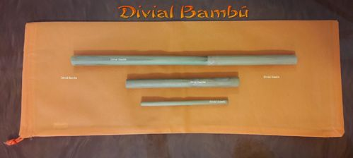 Kit 03 bambuterapia Slim