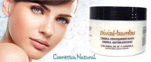 Crema Antimanchas Despigmentante 250ml