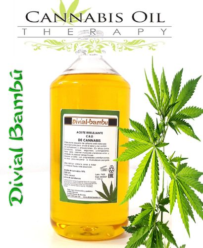 Aceite Cannabis 1000ml