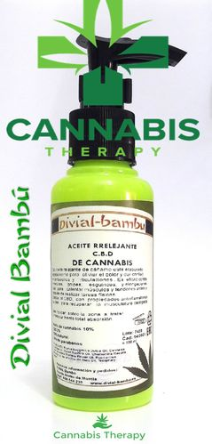 Aceite Cannabis 100ml