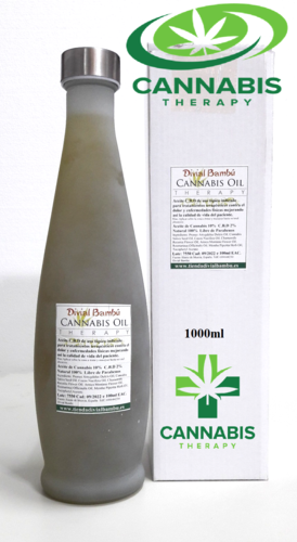 Aceite Cannabis 1000ml Cristal ECO